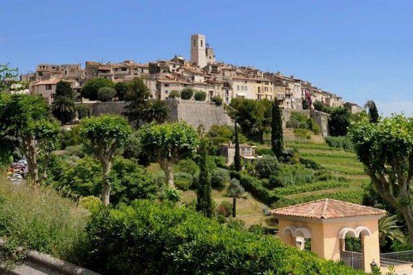 Visite Guidée Saint Paul de VenceGuide Côte Azur