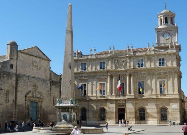 Visitez Arles