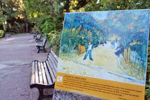 Visite guidée Van Gogh