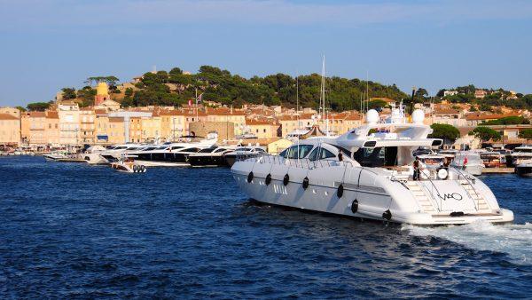 Saint Tropez Visite Guidée