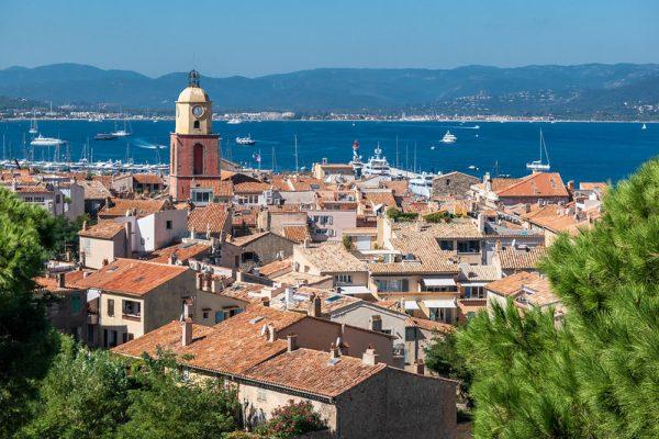 Visite Guidée Saint Tropez