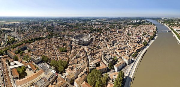 Visite guidée Arles
