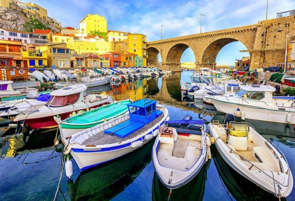 Guide Marseille
