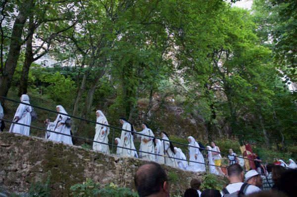 Visite Grotte Marie