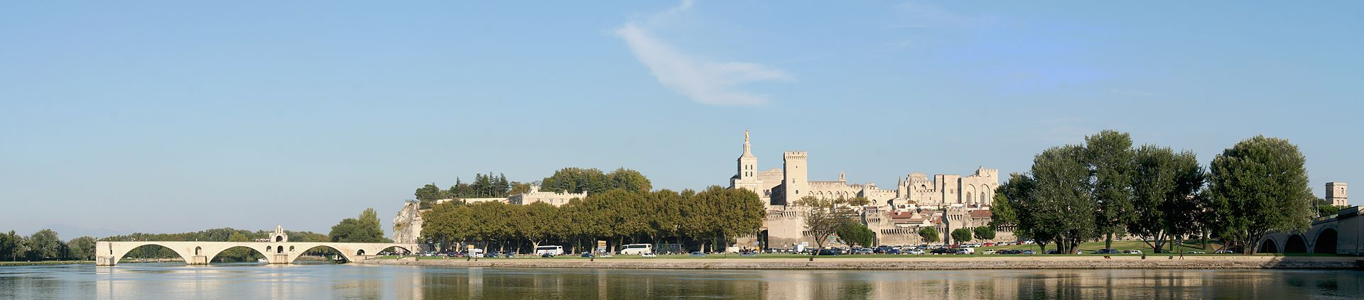 Visite Vélo Avignon