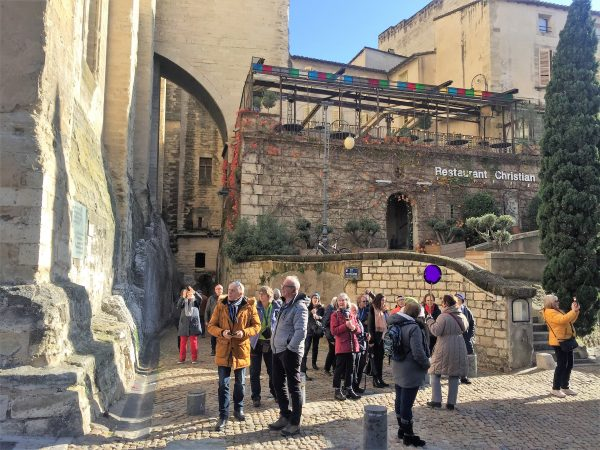 Excursion Groupe Avignon