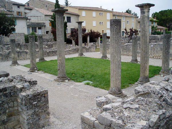 Visite Guidée Vaison la Romaine