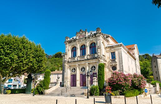 Visite Théâtre Orange